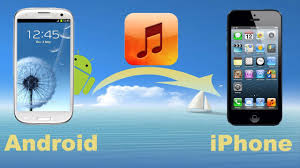 Android to iPhone Music Transfer How to Copy Music from Android