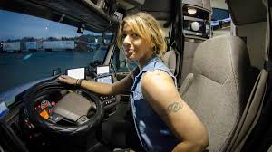 100 Female Truck Driver Detention Time Rising As Drivers Wait Longer To Load And