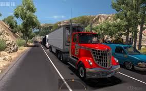 Truck International Lonestar AI Traffic ATS 1.6.2.1s | American ...