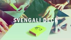 svengali deck of cards magic trick explanation tutorial youtube