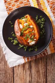 comment se cuisine la patate douce patate douce du matin yaourt noix et miel