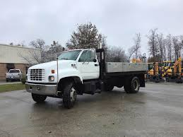 100 Kodiak Trucks 1999 Chevrolet C6500 Flatbed Truck Automatic For Sale