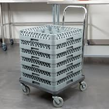 100 Glass Racks For Trucks Noble Products Gray Dish Rack And Rack Dolly With 36 Handle