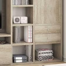 funktionelles wohnzimmer regal für fernseher bigg