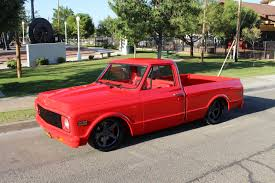 100 Chevy Truck 1970 Allan McCostlins Restomod C10 Blends Form And Function