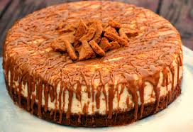 Cookie Butter Cheesecake Aunt Bee s Recipes