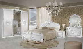 schlafzimmer vilma medusa 6 teilig in schwarz gold barock mit polsterung