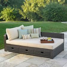 Patio Outdoor Patio Bed Home Interior Design