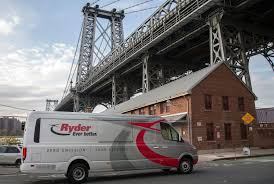 100 Rent Ryder Truck Orders 125 Chanje AllElectric Vans To Add To Its
