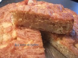 gâteau aux pommes facile et moelleux la cuisine de sabine