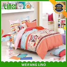 best price walmart bedding polyester bedsheet fabric patchwork bed