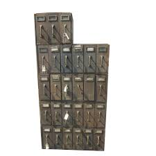 Shaw Walker File Cabinet Lock by Midcentury Retro Style Modern Architectural Vintage Furniture From