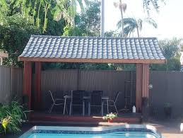 Elegant Swimming Pools For Backyard Using Wooden Gazebo With Tiled ... Best 25 Bench Swing Ideas On Pinterest Patio Set Dazzling Wooden Backyard Pergola Roof Design Covered Area Mini Gazebo With For Square Pool Outdoor Ideas Awesome Hard Cover Lean To Porch Build Garden Very Solar Plans Roof Awning Patios Wonderful Deck Styles Simple How To A Hgtv Elegant Swimming Pools Using Tiled Create Rafters For Howtos Diy 15 Free You Can Today Green Roofready Room Pops Up In Six Short Weeks