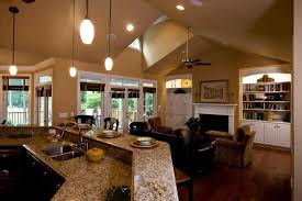 Rectangular Living Room Layout Ideas by Kitchen Living Room Layout Ideas Kitchen Living Room Ideas