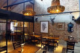 Flint Ampang Upstairs Dining Area