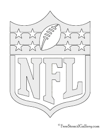 Steelers Pumpkin Carving Stencils Free by Nfl Logo Stencil Free Stencil Gallery