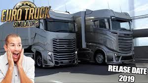 100 Euro Truck Simulator 3 EURO TRUCK SIMULATOR OFFICIAL TRAILER RELEASE DATE No