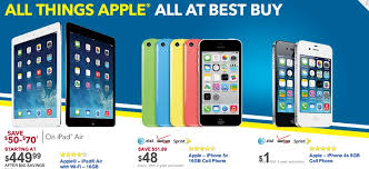 Tar Walmart and Best Buy fering Black Friday Deals on Apple