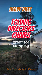 Heavy Duty Folding Directors Chairs For Camping - Top 5 - Best Heavy ... Porta Brace Directors Chair Without Seat Lc30no Bh Photo Tall Camping World Gl Folding Heavy Duty Alinum Heavy Duty Outdoor Folding Chairs 28 Images Lawn Earth Gecko Wtable Snowys Outdoors Natural Gear With Side Table Creative Home Fniture Ideas Glitzhome 33h Outdoor Portable Lca Director Chair Harbour Camping Heavyduty Chairs X2 Easygazebos Duratech Horse Tack Equipoint