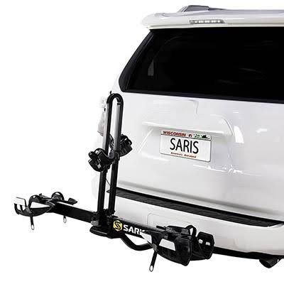 Saris Freedom EX 2 Bike Hitch Rack - Black