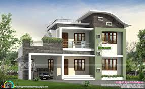 100 Modern Contemporary Home Design 2188 Square Feet 2 BHK Contemporary Home Kerala Home Design