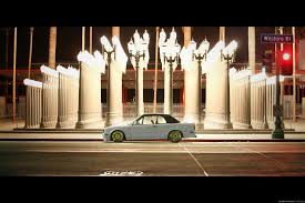 Urban Lights Downtown LA ThoseGuyss e30 Archive StanceWorks