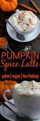 Starbuck Pumpkin Spice Latte Uk by Dairy Free Pumpkin Spice Latte Pumpkin Spiked Latte A Saucy