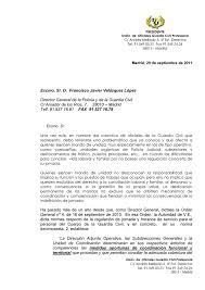 UnionoficialesORG Ver Tema Carta Al Director General Jornada