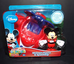 Mickey Mouse Potty Chair Amazon by Disney Mickey Mouse Clubhouse Mickey U0026 Spaceship Figure New
