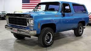 1978 Chevrolet Blazer For Sale Near Grand Rapids, Michigan 49512 ... 1972 Chevrolet Blazer For Sale 2130360 Hemmings Motor News 1978 Restore A Muscle Car Llc Vote For Your Choice Bronco Or Project Barn Finds Front Winch Bumper Fits Chevy Gmc K5 Blazer Truck 681972 Only 1990 Used V1500 4wd At Webe Autos Serving Long Blazer Diesel Truck Cozot Cars Past Truck Of The Year Winners Trend Interior Door Panels And Parts Sale Amt Crew Chief Nearing Completion Model Cars Trucks 69 Chevy K5 Pinterest Blazers 4x4 Photos History From Truckbased Suv To Tow Pulls A Chevy Out Old River South Stock