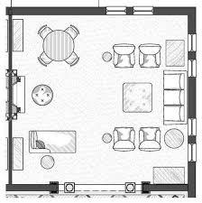 Room Floor Plan Furniture LayoutFurniture ArrangementLarge Living