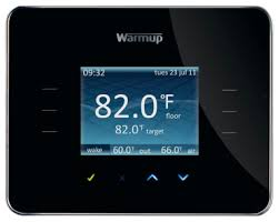 Easy Heat Warm Tiles Thermostat Programming by Floor Heating Thermostats Warmup