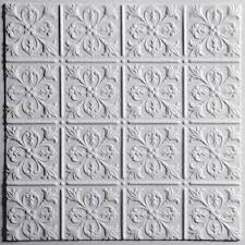White Tin Ceiling Tiles Home Depot by Best 25 2x4 Ceiling Tiles Ideas On Pinterest Ceiling Trim Drop