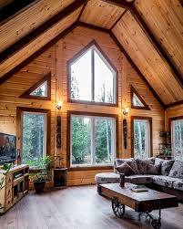 Log Home Interior Decorating Ideas Great Ideas For Beginners In Living Room Decoration 2019
