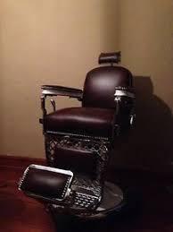 Emil J Paidar Barber Chair Headrest by J Paidar Barber Chair