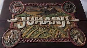 Custom JUMANJI Game Board Looks Exactly Like The Film Version