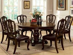 Round Dining Room Set For 6 by Round Dining Table For 6 Shelby Knox