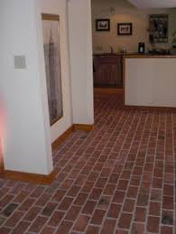 kitchens inglenook brick tiles thin brick flooring brick