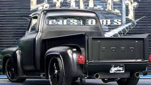 1955 Ford F100 - YouTube 1955 Ford F100 For Sale Classiccarscom Cc966406 1956 Grill Mean Trucks Pinterest Trucks The Classic Pickup Truck Buyers Guide Drive Sale 2183707 Hemmings Motor News Fresh Body Panels An Reincarnation Magazine Mercury Classic Pickup 1948 1949 1950 1951 1952 1953 Sema Build Tmi Products Youtube Hot Rod Archeology Threads Flashback F10039s New Arrivals Of Whole Trucksparts Or Steven Bloom Total Cost Involved Shanes Car Parts Marmherrington Texas Trucks Classics