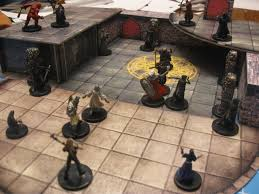 Dungeons And Dragons Tiles Sets by Going 3d U2013 The Dread Gazebo