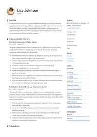 Barista Resume & Writing Guide | +12 Resume TEMPLATES | PDF Zoho Recruit Resume Inbox Information Technology It Cover Letter Genius Internal Job Posting Beautiful Interest Fake Emails Continue To Deliver Malware My Online Covtter How To Write Template And Examples For Email Hairstyles Most Inspiring Luxury Emailmplateforsegrumetohrbusinessand Free Maker Builder Visme Sample Attachment All New Do I Forward Candidates Lever Via Email Support Search Recruiting Templates Ihire Example Document And