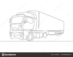 Continuous Line Drawing Of Pickup Truck Transport Vector ... Cars And Trucks Coloring Pages Unique Truck Drawing For Kids At Fire How To Draw A Youtube Draw Really Easy Tutorial For Getdrawingscom Free Personal Use A Monster 83368 Pickup Drawings American Classic Car Printable Colouring 2000 Step By Learn 5 Log Drawing Transport Truck Free Download On Ayoqqorg Royalty Stock Illustration Of Sketch Vector Art More Images Automobile