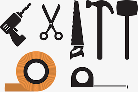 Vector Illustration Woodworking Tools Tool Free PNG And
