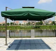 Patio Umbrella Offset Tilt by 10 U0027 Offset Tilt Patio Umbrella Sun Shade Gj825 Gujia China