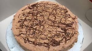 nutella rahm torte