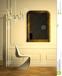 100 Parisian Interior Modern Warm Stock Illustration
