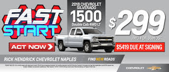 Rick Hendrick Chevrolet Naples - New & Used Vehicles