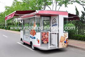 China Customized Street Bakery Mobile Food Truck For Sale Photos ...
