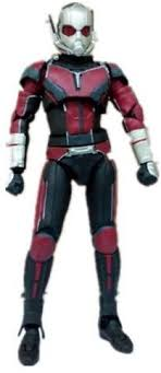 SHF Captain America Civil War Ant Man Cartoon Toy Action Figure Model Doll Gift