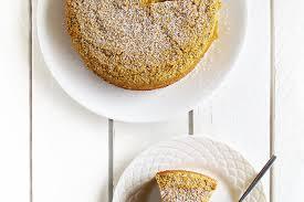 zitronen kürbis polenta kuchen vegan glutenfrei ohne öl